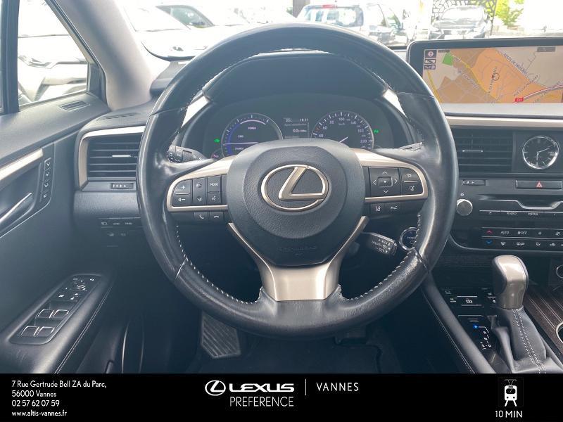 Photo 6 de l'offre de LEXUS RX 450h 4WD Executive à 39980€ chez Altis - Toyota Vannes
