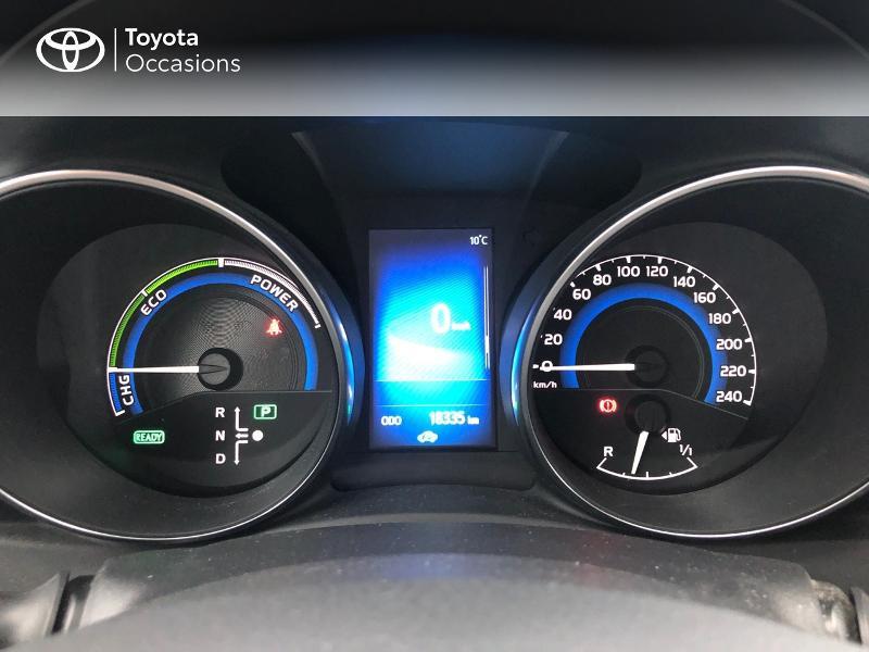 Photo 14 de l'offre de TOYOTA Auris HSD 136h Design à 17490€ chez Altis - Toyota Vannes
