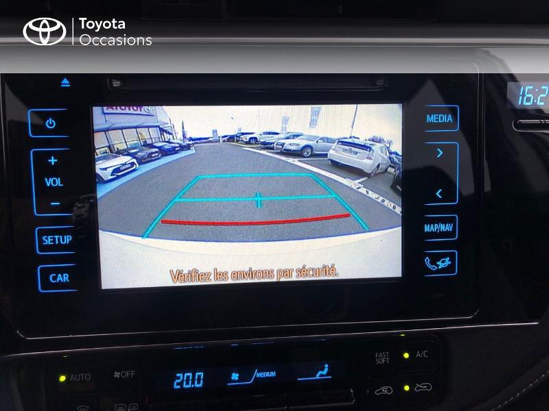 Photo 18 de l'offre de TOYOTA Auris HSD 136h Design à 17490€ chez Altis - Toyota Vannes