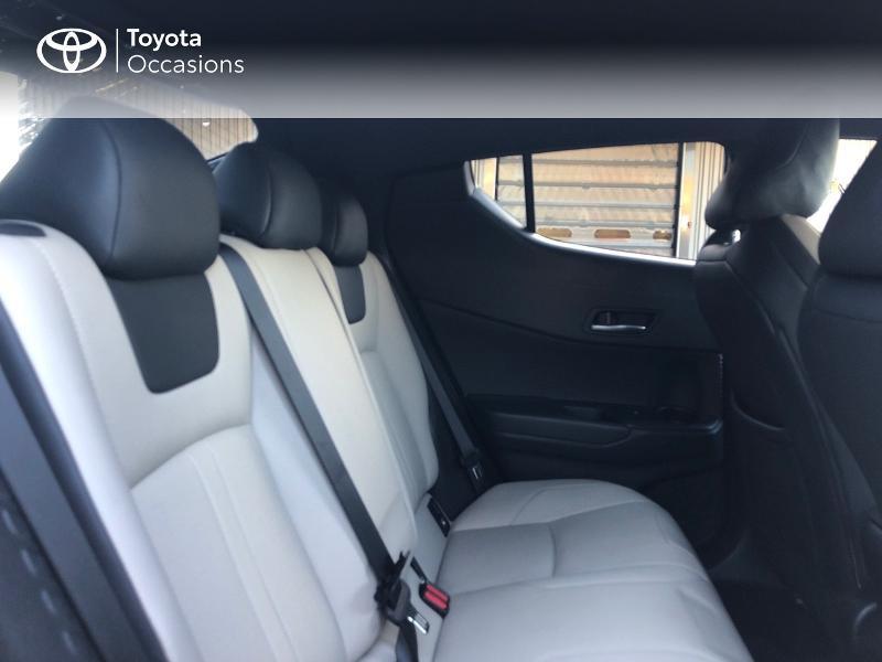 Photo 7 de l'offre de TOYOTA C-HR 122h Collection 2WD E-CVT à 22980€ chez Altis - Toyota Vannes