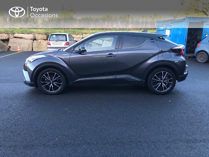 Photo 26 de l'offre de TOYOTA C-HR 122h Collection 2WD E-CVT à 22980€ chez Altis - Toyota Vannes