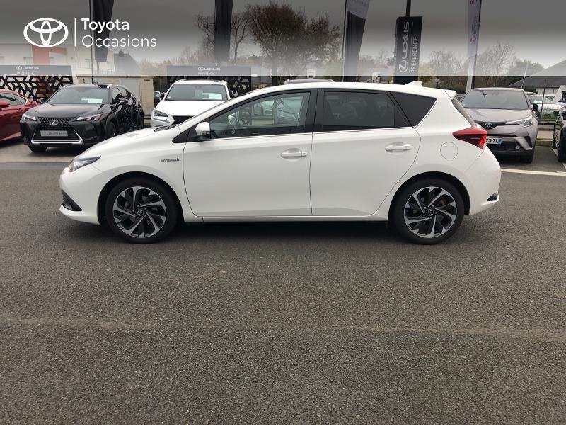 Photo 26 de l'offre de TOYOTA Auris HSD 136h Design à 17490€ chez Altis - Toyota Vannes