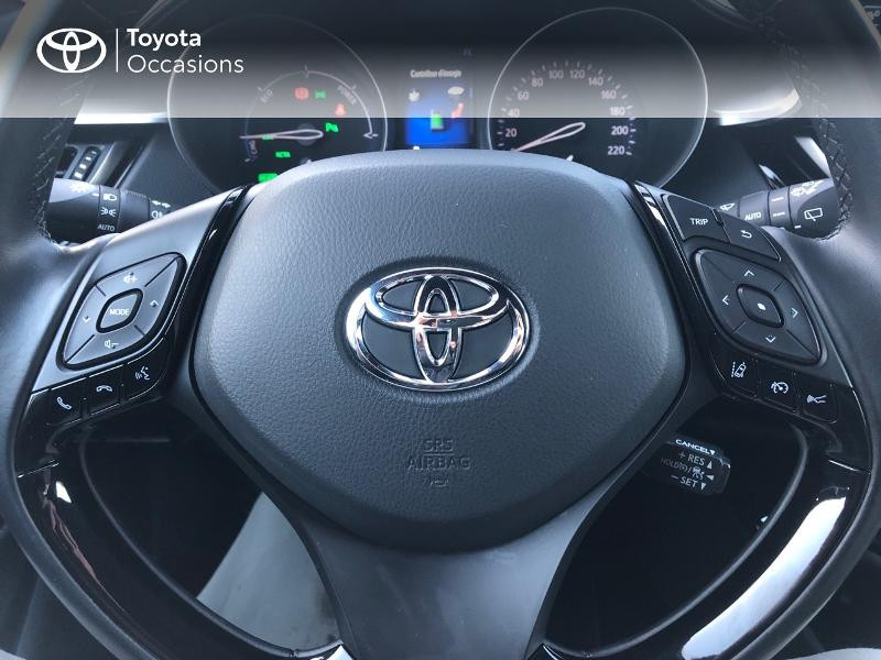 Photo 13 de l'offre de TOYOTA C-HR 122h Collection 2WD E-CVT à 22980€ chez Altis - Toyota Vannes