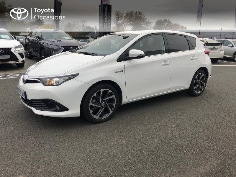 Photo 24 de l'offre de TOYOTA Auris HSD 136h Design à 17490€ chez Altis - Toyota Vannes