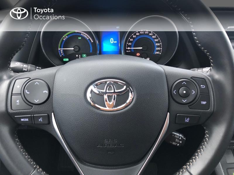 Photo 13 de l'offre de TOYOTA Auris HSD 136h Design à 17490€ chez Altis - Toyota Vannes
