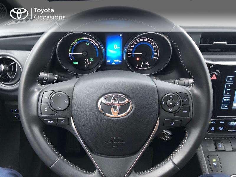 Photo 9 de l'offre de TOYOTA Auris HSD 136h Design à 17490€ chez Altis - Toyota Vannes