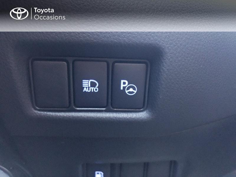 Photo 17 de l'offre de TOYOTA C-HR 122h Collection 2WD E-CVT à 22980€ chez Altis - Toyota Vannes