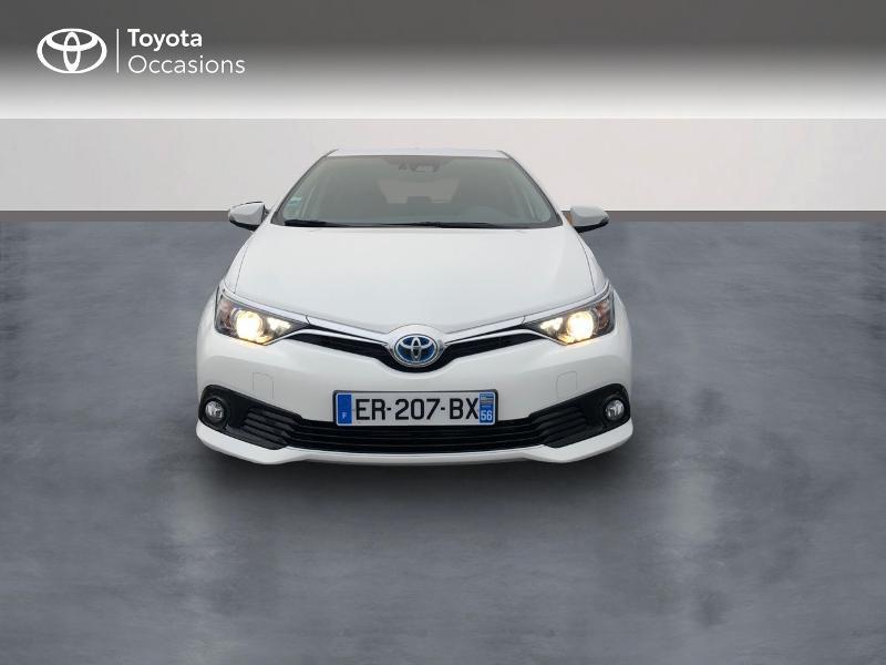 Photo 5 de l'offre de TOYOTA Auris HSD 136h Design à 17490€ chez Altis - Toyota Vannes
