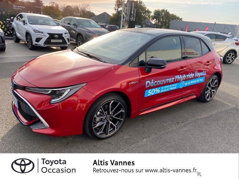 Photo 21 de l'offre de TOYOTA Corolla 184h Collection MY20 8cv à 28980€ chez Altis - Toyota Vannes