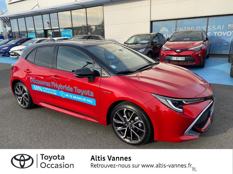 Photo 17 de l'offre de TOYOTA Corolla 184h Collection MY20 8cv à 28980€ chez Altis - Toyota Vannes