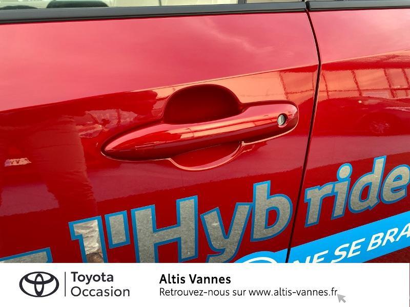 Photo 20 de l'offre de TOYOTA Corolla 184h Collection MY20 8cv à 28980€ chez Altis - Toyota Vannes