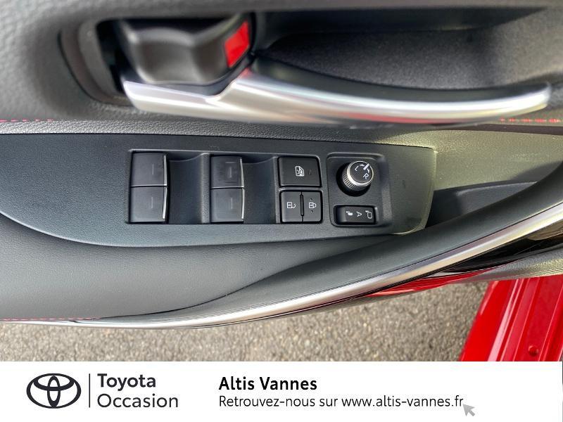 Photo 12 de l'offre de TOYOTA Corolla 184h Collection MY20 8cv à 28980€ chez Altis - Toyota Vannes
