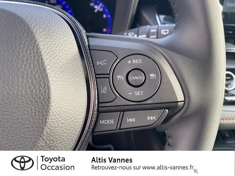 Photo 10 de l'offre de TOYOTA Corolla 184h Collection MY20 8cv à 28980€ chez Altis - Toyota Vannes