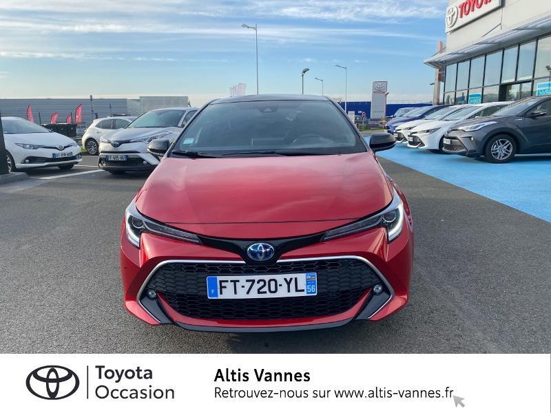 Photo 19 de l'offre de TOYOTA Corolla 184h Collection MY20 8cv à 28980€ chez Altis - Toyota Vannes