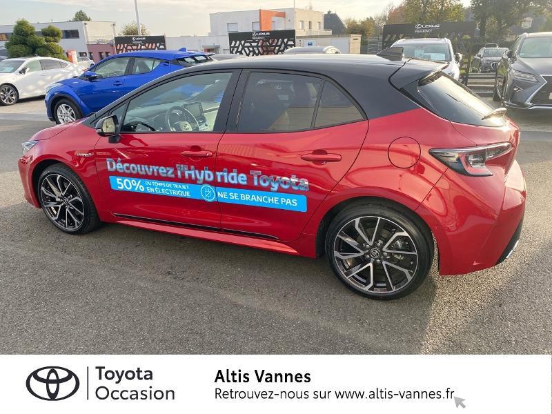 Photo 22 de l'offre de TOYOTA Corolla 184h Collection MY20 8cv à 28980€ chez Altis - Toyota Vannes