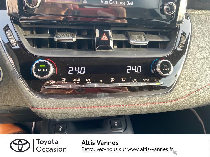 Photo 11 de l'offre de TOYOTA Corolla 184h Collection MY20 8cv à 28980€ chez Altis - Toyota Vannes