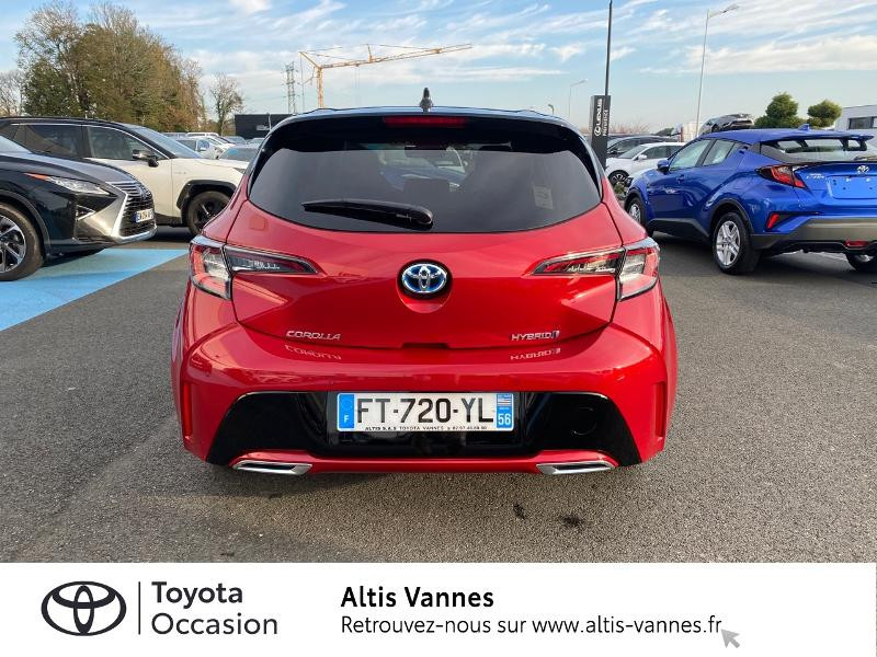 Photo 18 de l'offre de TOYOTA Corolla 184h Collection MY20 8cv à 28980€ chez Altis - Toyota Vannes