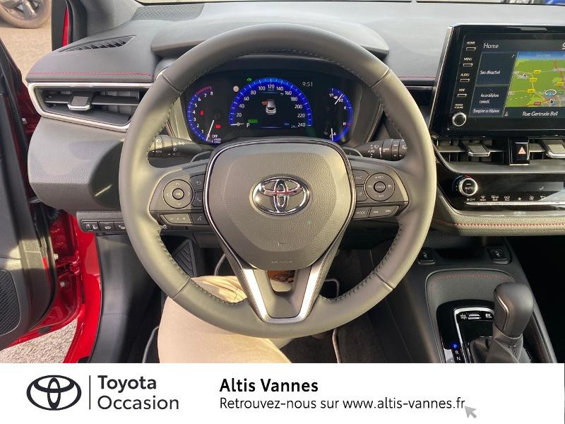 Photo 6 de l'offre de TOYOTA Corolla 184h Collection MY20 8cv à 28980€ chez Altis - Toyota Vannes
