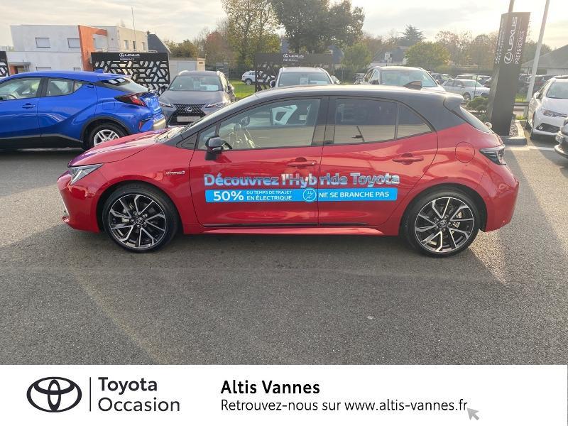 Photo 23 de l'offre de TOYOTA Corolla 184h Collection MY20 8cv à 28980€ chez Altis - Toyota Vannes