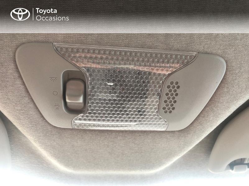 Photo 22 de l'offre de TOYOTA Aygo 1.0 VVT-i 69ch x-red 5p à 8680€ chez Altis - Toyota Vannes