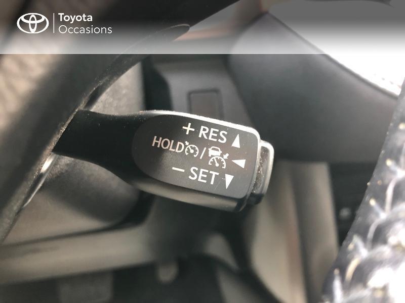 Photo 18 de l'offre de TOYOTA RAV4 197 Hybride Design 2WD CVT à 21980€ chez Altis - Toyota Vannes