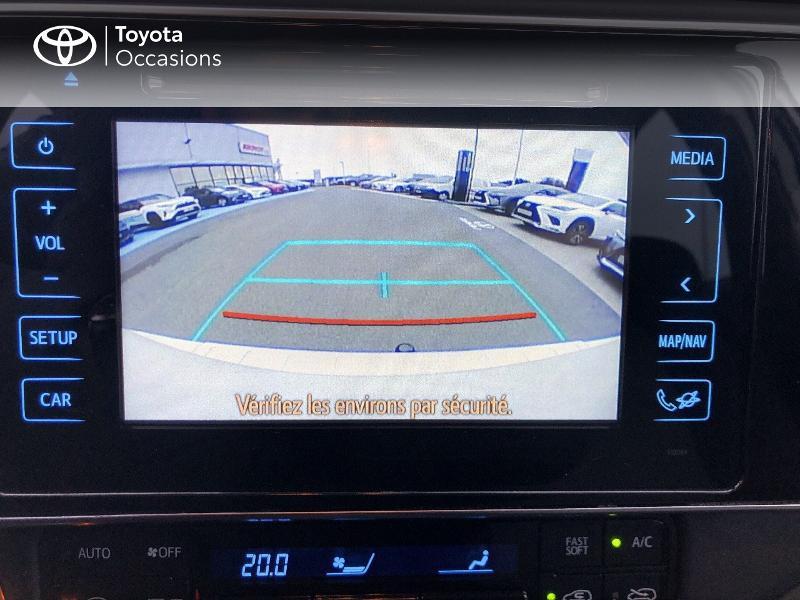 Photo 17 de l'offre de TOYOTA Auris HSD 136h Collection à 17980€ chez Altis - Toyota Vannes