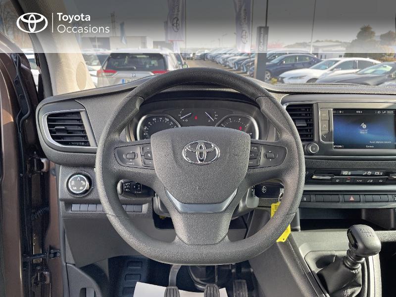 Photo 9 de l'offre de TOYOTA PROACE Verso Long 1.5 120 D-4D Dynamic MY20 à 31980€ chez Altis - Toyota Vannes