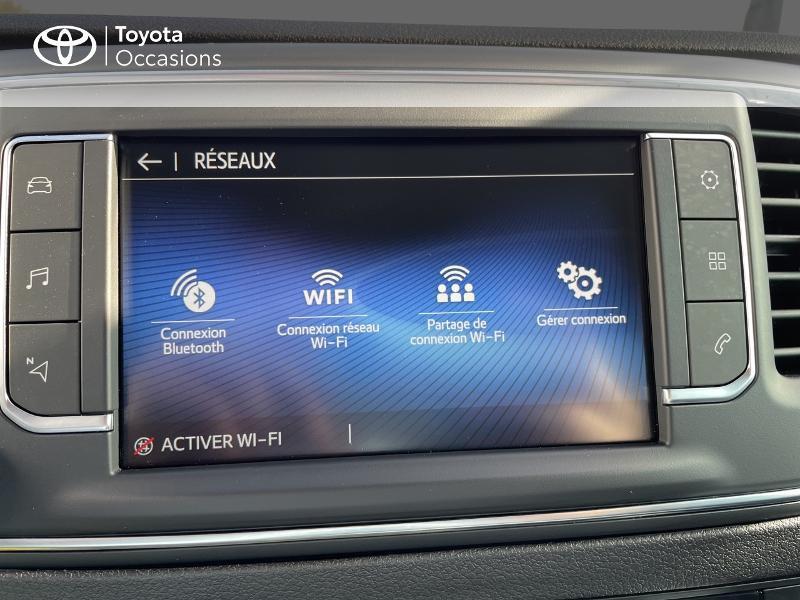 Photo 24 de l'offre de TOYOTA PROACE Verso Long 1.5 120 D-4D Dynamic MY20 à 31980€ chez Altis - Toyota Vannes