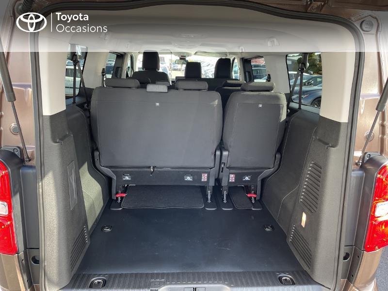 Photo 10 de l'offre de TOYOTA PROACE Verso Long 1.5 120 D-4D Dynamic MY20 à 31980€ chez Altis - Toyota Vannes