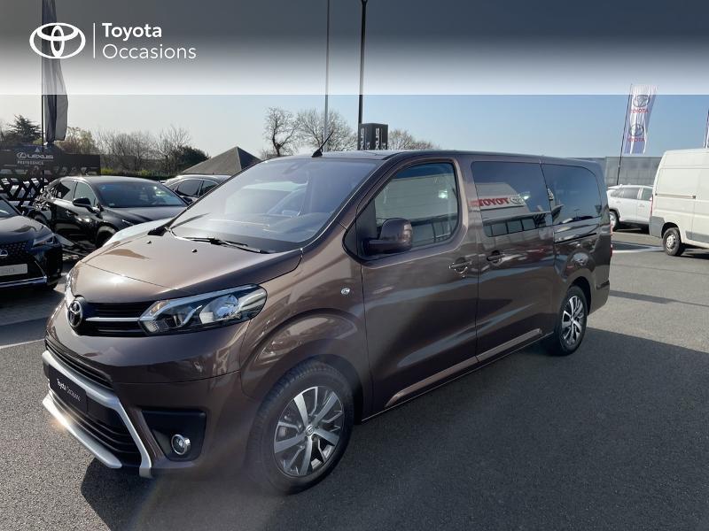 Photo 25 de l'offre de TOYOTA PROACE Verso Long 1.5 120 D-4D Dynamic MY20 à 31980€ chez Altis - Toyota Vannes