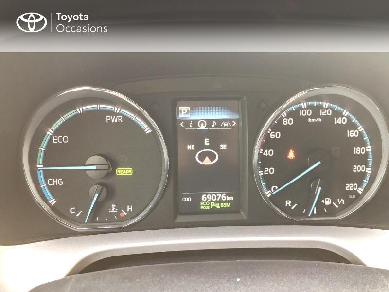 Photo 13 de l'offre de TOYOTA RAV4 197 Hybride Design 2WD CVT à 21980€ chez Altis - Toyota Vannes