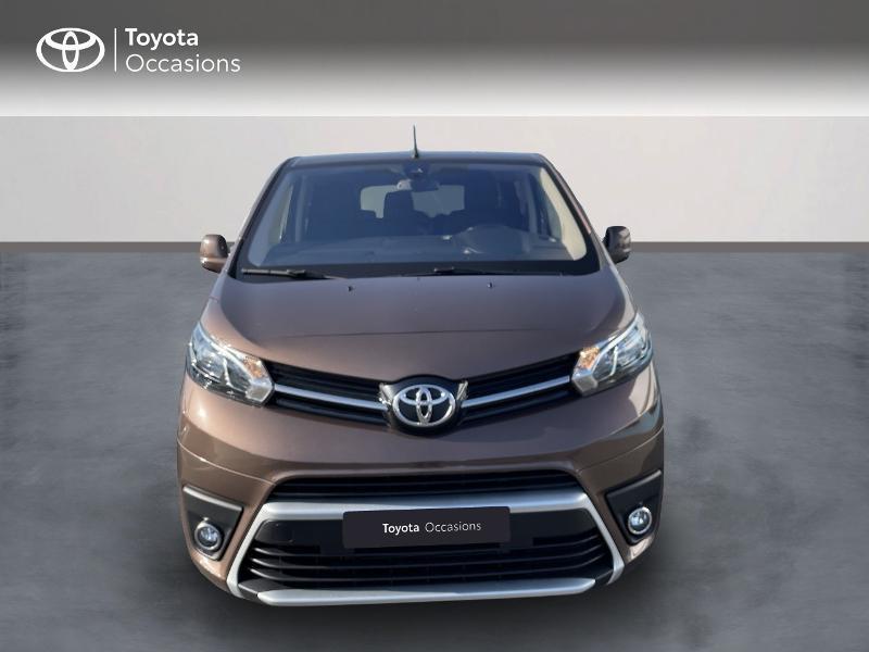 Photo 5 de l'offre de TOYOTA PROACE Verso Long 1.5 120 D-4D Dynamic MY20 à 31980€ chez Altis - Toyota Vannes