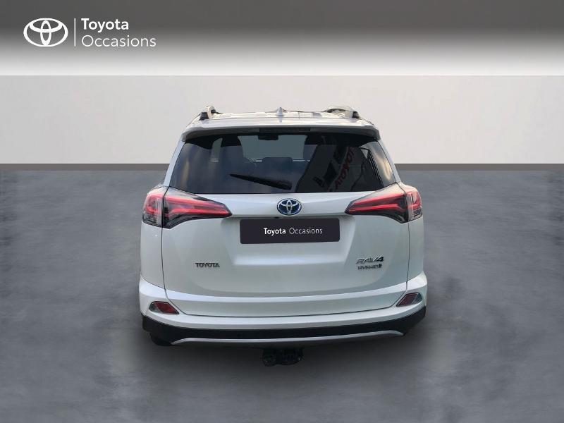 Photo 4 de l'offre de TOYOTA RAV4 197 Hybride Design 2WD CVT à 21980€ chez Altis - Toyota Vannes