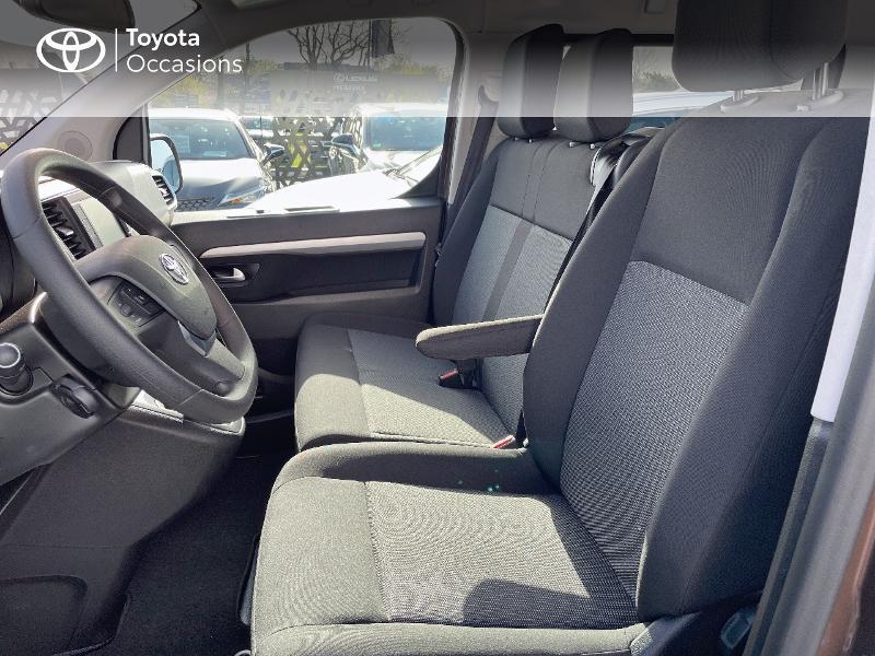 Photo 11 de l'offre de TOYOTA PROACE Verso Long 1.5 120 D-4D Dynamic MY20 à 31980€ chez Altis - Toyota Vannes