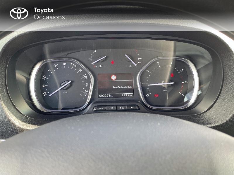 Photo 13 de l'offre de TOYOTA PROACE Verso Long 1.5 120 D-4D Dynamic MY20 à 31980€ chez Altis - Toyota Vannes