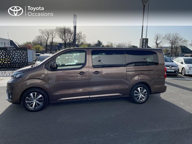 Photo 27 de l'offre de TOYOTA PROACE Verso Long 1.5 120 D-4D Dynamic MY20 à 31980€ chez Altis - Toyota Vannes