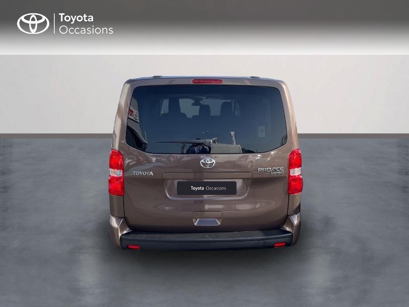 Photo 4 de l'offre de TOYOTA PROACE Verso Long 1.5 120 D-4D Dynamic MY20 à 31980€ chez Altis - Toyota Vannes