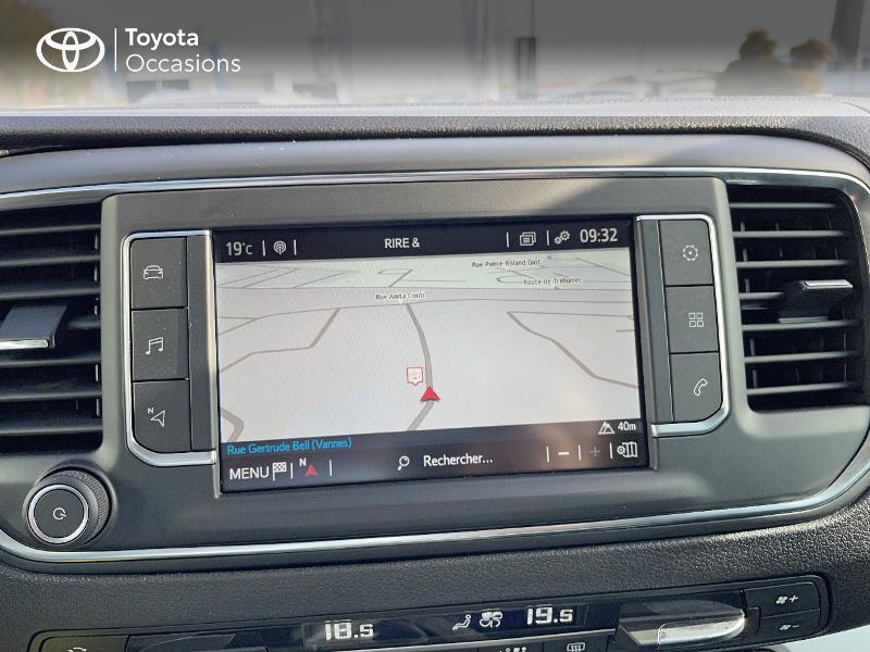 Photo 15 de l'offre de TOYOTA PROACE Verso Long 1.5 120 D-4D Dynamic MY20 à 31980€ chez Altis - Toyota Vannes