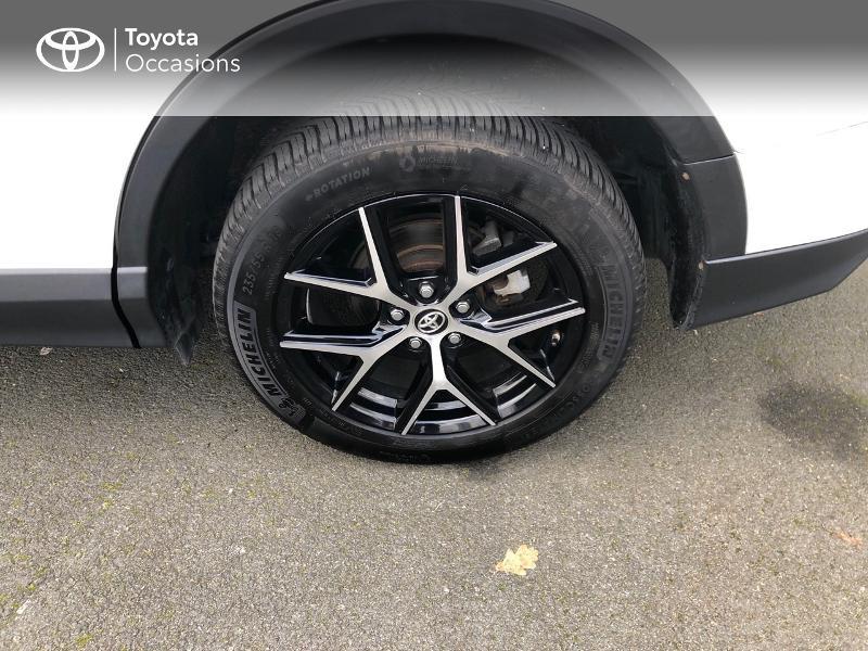 Photo 16 de l'offre de TOYOTA RAV4 197 Hybride Design 2WD CVT à 21980€ chez Altis - Toyota Vannes