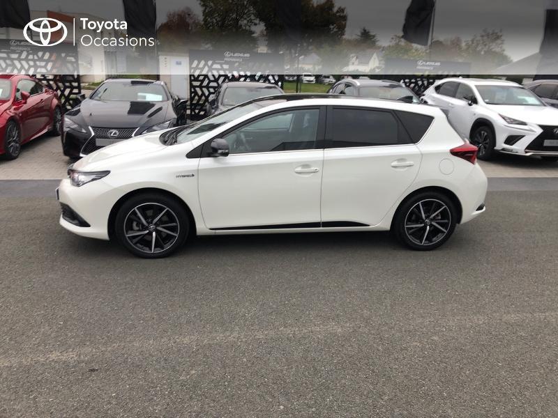 Photo 23 de l'offre de TOYOTA Auris HSD 136h Collection à 17980€ chez Altis - Toyota Vannes