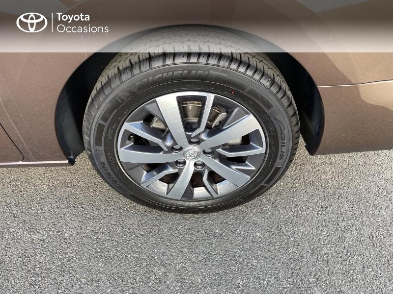 Photo 16 de l'offre de TOYOTA PROACE Verso Long 1.5 120 D-4D Dynamic MY20 à 31980€ chez Altis - Toyota Vannes
