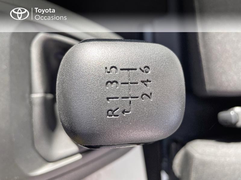 Photo 23 de l'offre de TOYOTA PROACE Verso Long 1.5 120 D-4D Dynamic MY20 à 31980€ chez Altis - Toyota Vannes
