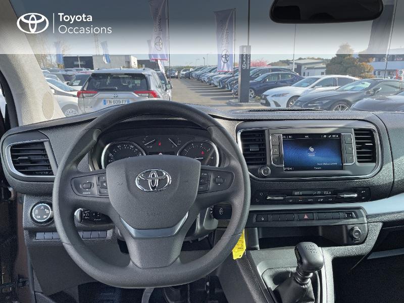 Photo 8 de l'offre de TOYOTA PROACE Verso Long 1.5 120 D-4D Dynamic MY20 à 31980€ chez Altis - Toyota Vannes