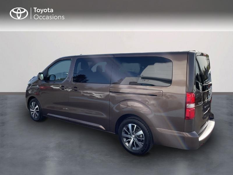 Photo 2 de l'offre de TOYOTA PROACE Verso Long 1.5 120 D-4D Dynamic MY20 à 31980€ chez Altis - Toyota Vannes