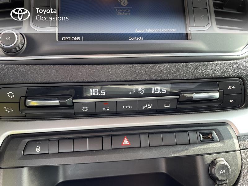 Photo 22 de l'offre de TOYOTA PROACE Verso Long 1.5 120 D-4D Dynamic MY20 à 31980€ chez Altis - Toyota Vannes