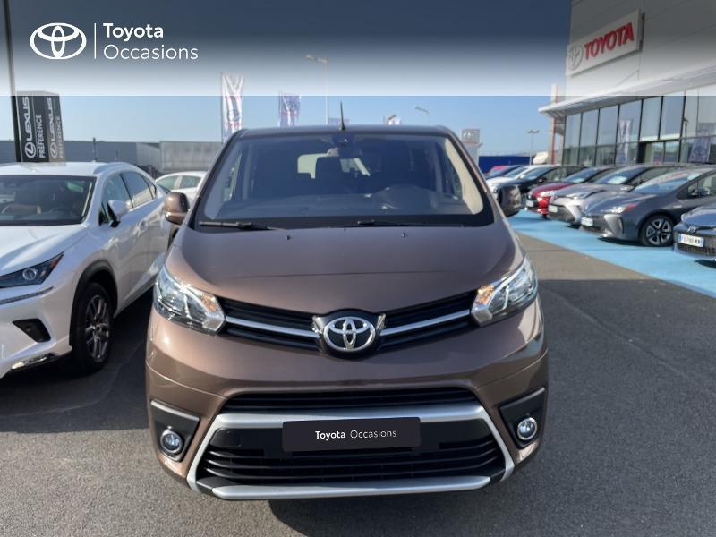 Photo 29 de l'offre de TOYOTA PROACE Verso Long 1.5 120 D-4D Dynamic MY20 à 31980€ chez Altis - Toyota Vannes