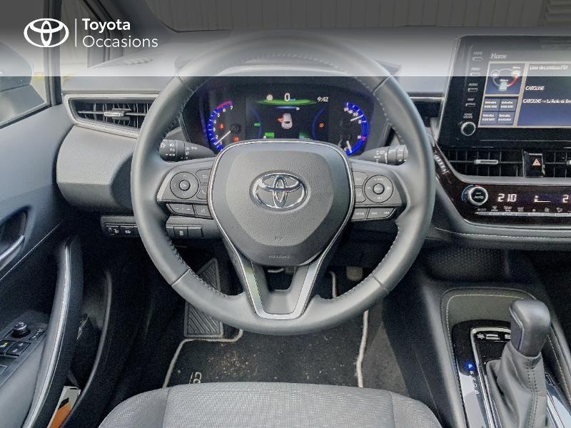 Photo 6 de l'offre de TOYOTA Corolla 122h Design à 22980€ chez Altis - Toyota Vannes
