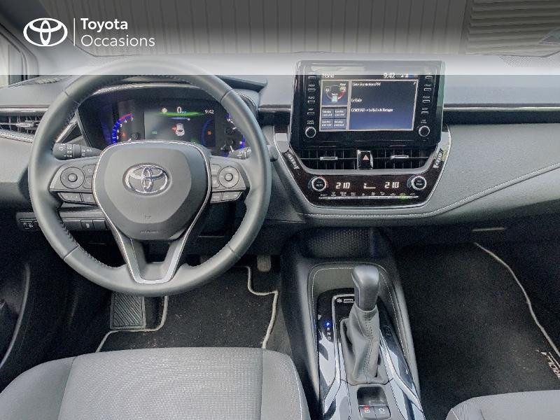 Photo 5 de l'offre de TOYOTA Corolla 122h Design à 22980€ chez Altis - Toyota Vannes