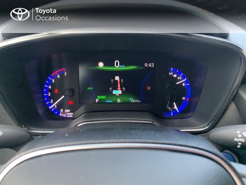 Photo 8 de l'offre de TOYOTA Corolla 122h Design à 22980€ chez Altis - Toyota Vannes