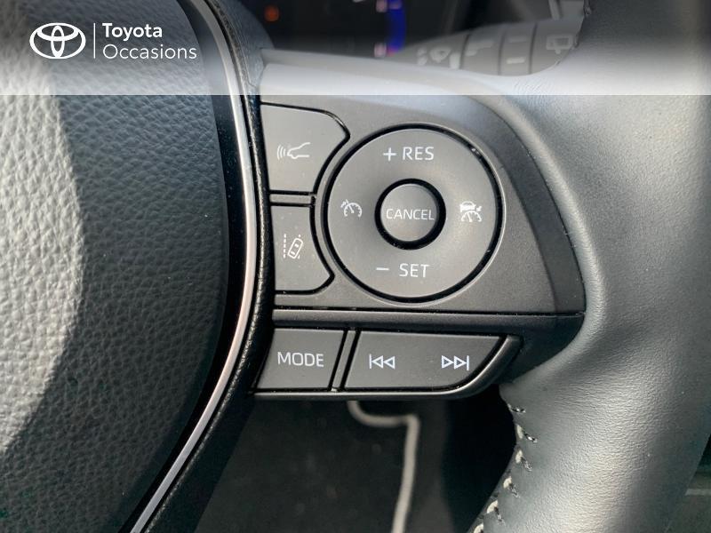 Photo 10 de l'offre de TOYOTA Corolla 122h Design à 22980€ chez Altis - Toyota Vannes